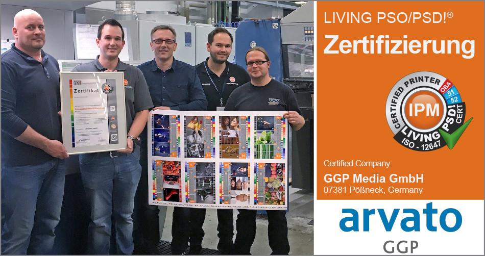 GGP Media GmbH – Bertelsmann Printing Group