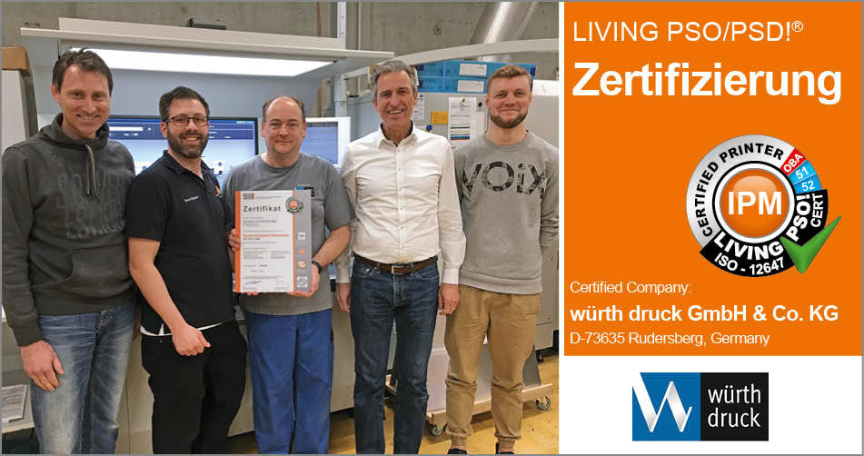 würth druck GmbH & Co. KG