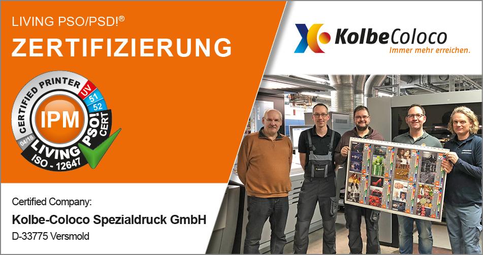 Kolbe-Coloco Spezialdruck GmbH