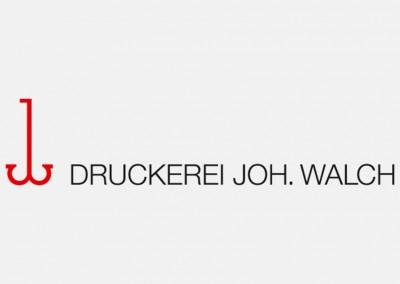 DRUCKEREI WALCH