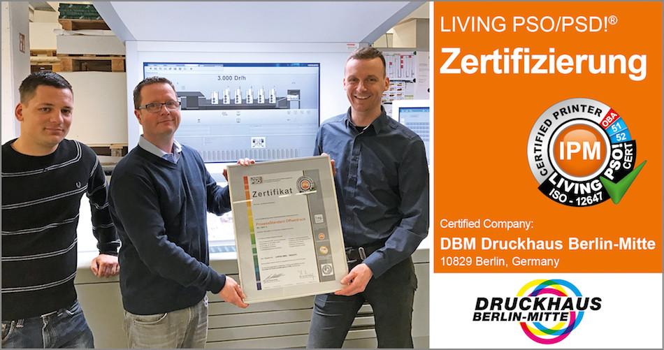 DBM Druckhaus Berlin Mitte GmbH