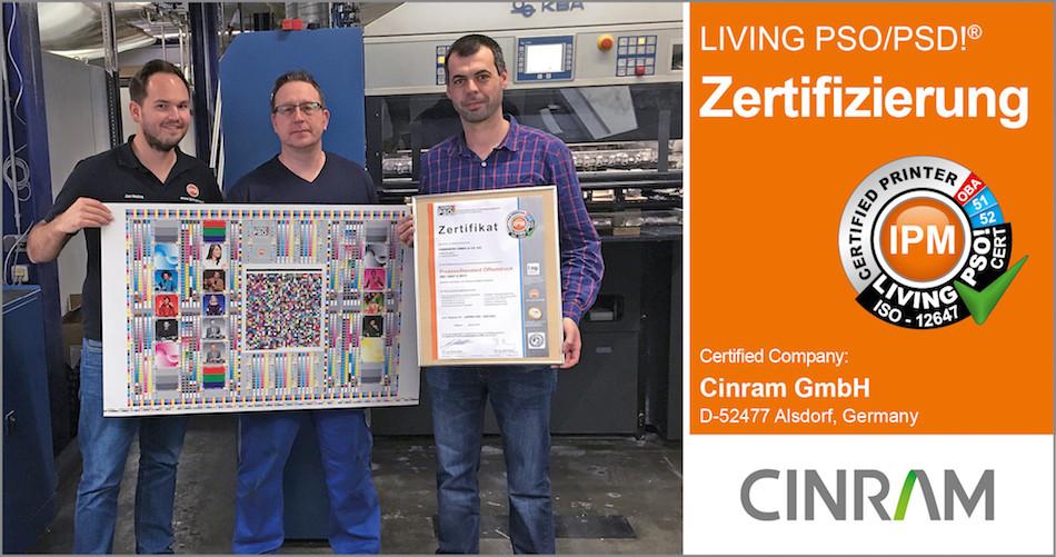 CINRAM GmbH