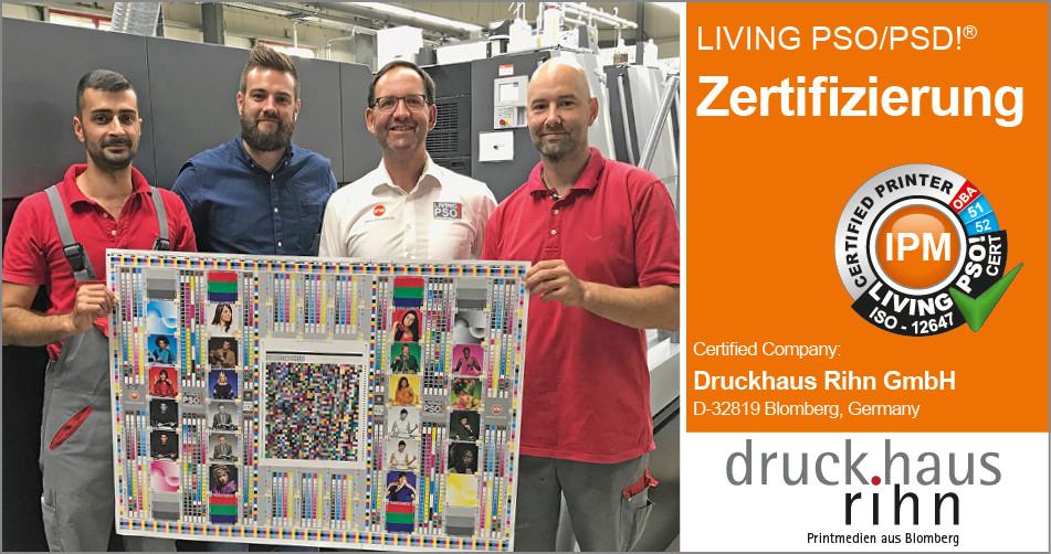 Druckhaus Rihn GmbH