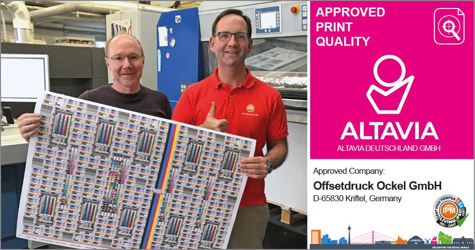 Offsetdruck Ockel GmbH