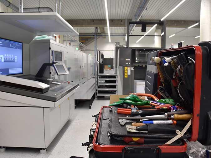 Technische Maschinenabnahmen - IPM