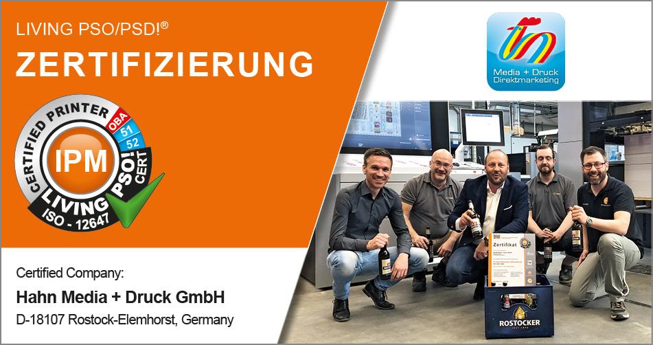Hahn Media + Druck GmbH