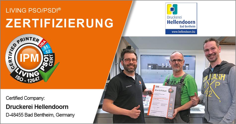 Druckerei Hellendoorn