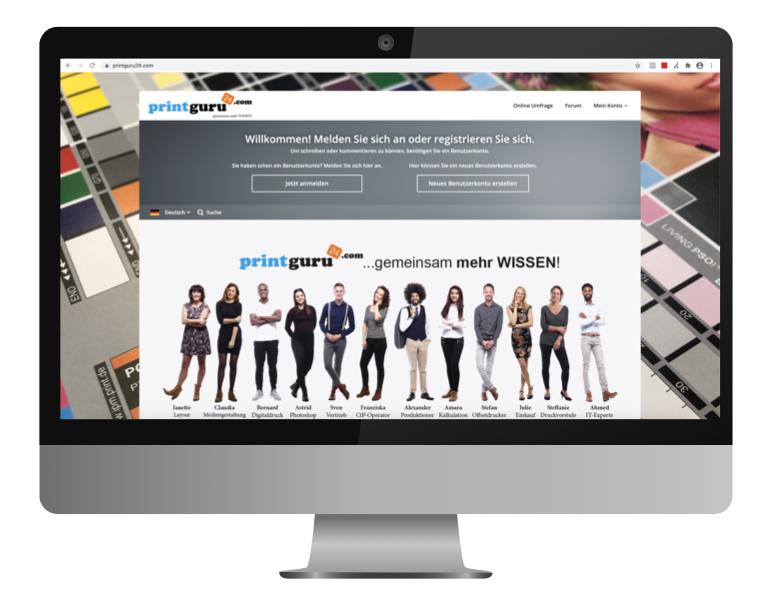 Printguru24 | Die Wissensplattform der Druck- und Medienindustrie