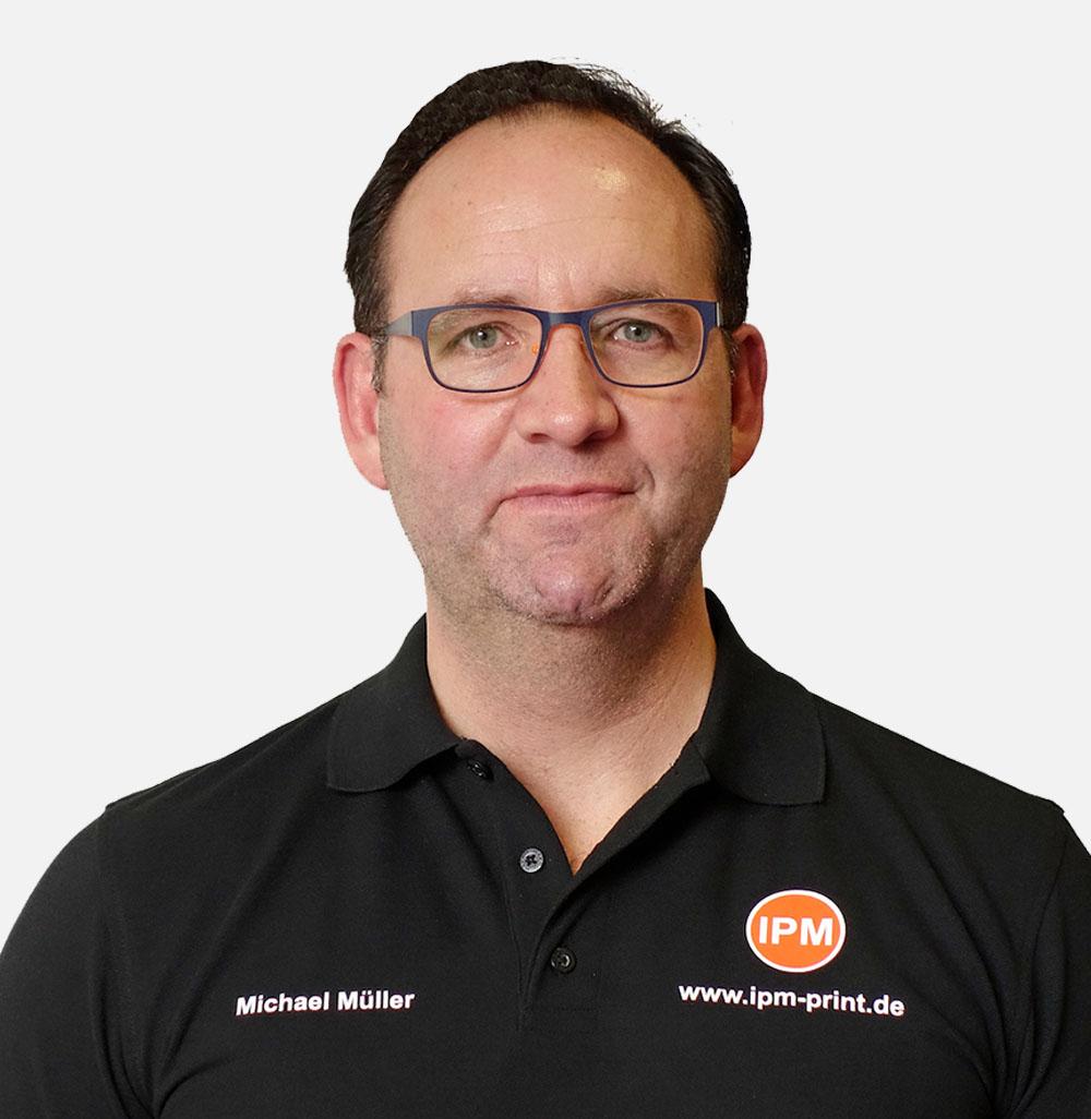 Michael Müller | Experte für Prozessstandardisierung im Offsetdruck